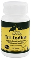 EuroPharma - Terry Naturally Tri-Iodine 25 mg. - 30 Capsules by EuroPharma