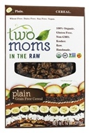 Two Moms in The Raw - Gluten Free Grain Free Cereal - 14 oz. - $7.99