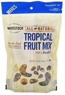 Woodstock Farms - All-Natural Tropical Fruit Mix - 10 oz. DAILY DEAL by Woodstock Farms