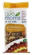 Two Moms in The Raw - Gluten Free Organic Nut Bar Goldenberry - 2 oz. (894356001336)