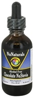 NuNaturals - Pure Liquid NuStevia Alcohol Free Chocolate - 2 oz. (739223001784)