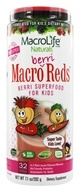 MacroLife Naturals - Macro Reds For Kids Berri - 7.1 oz., from category: Nutritional Supplements