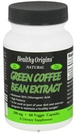 Healthy Origins - Natural Green Coffee Bean Extract 200 mg. - 60 Vegetarian Capsules, from category: Diet & Weight Loss