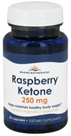 Marine Biotherapies - Raspberry Ketone 250 mg. - 30 Capsules, from category: Diet & Weight Loss