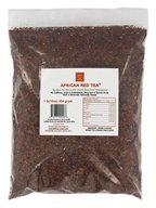 African Red Tea Imports - Rooibos Loose Tea Blend with Madagascar Vanilla Bean - 1 lb.