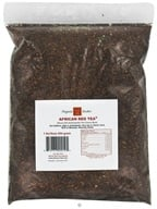 African Red Tea Imports - Rooibos Loose Tea Blend with Sutherlandia - 1 lb.