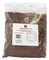 African Red Tea Imports - Rooibos Loose Tea Blend with Buchu Leaf - 1 lb.