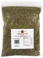 African Red Tea Imports - Rooibos Loose Tea Unfermented - 1 lb.