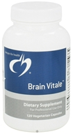 Image of Designs For Health - Brain Vitale - 120 Vegetarian Capsules