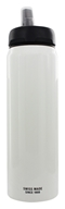 Sigg - Aluminum Water Bottle Active Top White - 0.75 Liter