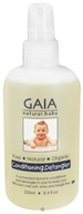 Gaia Skin Naturals - Gaia Natural Baby Conditioning Detangler - 8.4 oz.