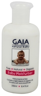 Gaia Skin Naturals - Gaia Natural Baby Moisturizer - 8.4 oz., from category: Personal Care