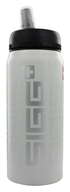 Sigg - Aluminum Water Bottle Active Top SIGGnificant White - 0.6 Liter