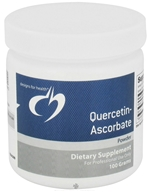 Designs For Health - Quercetin-Ascorbate Powder - 100 Grams - $44
