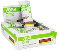 Vega - Vega One Nutritional Bar Chocolate Cherry - 2.2 oz.