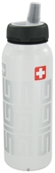 Image of Sigg - Aluminum Water Bottle Active Top SIGGnificant White - 1 Liter