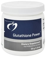 Designs For Health - Glutathione - 50 Grams