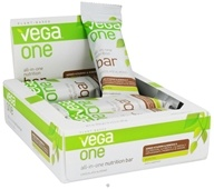 Vega - Vega One All-In-One Nutrition Bar Chocolate Almond - 2.2 oz.