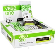 Vega - Vega One Nutritional Bar Double Chocolate - 2.2 oz., from category: Nutritional Bars