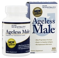 New Vitality - Ageless Male - 60 Tablets - $39.95