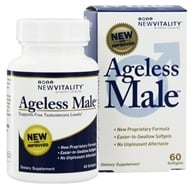 New Vitality - Ageless Male - 60 Tablets by New Vitality