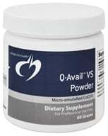 Designs For Health - Q-Avail VS Powder - 60 Grams by Designs For Health