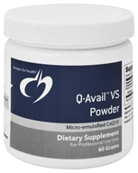 Designs For Health - Q-Avail VS Powder - 60 Grams, from category: Professional Supplements