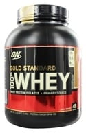Image of Optimum Nutrition - 100% Whey Gold Standard Protein Cinnamon Graham Cracker - 3.33 lbs.