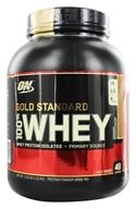 Optimum Nutrition - 100% Whey Gold Standard Protein Cinnamon Graham Cracker - 3.33 lbs. by Optimum Nutrition
