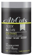 Revolution - Corr Jensen Labs Abdominal Cuts Sleek & Lean CLA Shake Dark Chocolate - 1.1 lbs., from category: Diet & Weight Loss