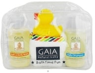 Image of Gaia Skin Naturals - Gaia Natural Baby Bath Time Fun