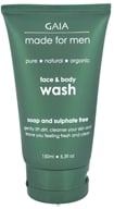 Image of Gaia Skin Naturals - Gaia Made For Men Face & Body Wash - 5.3 oz.