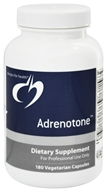 Designs For Health - Adrenotone - 180 Vegetarian Capsules - $40