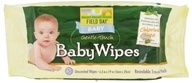 Field Day - Eco-Friendly Baby Wipes Resealable Travel Pack Unscented - 30 Wipe(s)