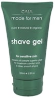 Gaia Skin Naturals - Gaia Made For Men Shave Gel - 5.3 oz.