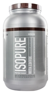 Nature's Best - Isopure Protein Powder Coffee Espresso - 3 lbs.