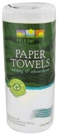 Image of Field Day - Paper Towels 100% Recycled 2-Ply 60 Sheets - 1 Roll(s)
