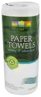 Field Day - Paper Towels 100% Recycled 2-Ply 60 Sheets - 1 Roll(s), from category: Housewares & Cleaning Aids