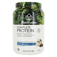 Image of PlantFusion - Nature's Most Complete Plant Protein Cookies N' Creme - 2 lbs.