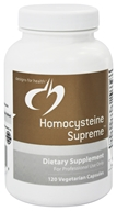Designs For Health - Homocysteine Supreme - 120 Vegetarian Capsules