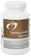 Image of Designs For Health - Homocysteine Supreme - 120 Vegetarian Capsules