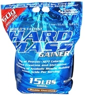 Inner Armour - Hard Mass Gainer Double Chocolate - 15 lbs. (183859102405)