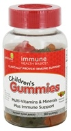 Immune Health Basics - Children's Multi-Vitamin Gummies - 60 Gummies by Immune Health Basics