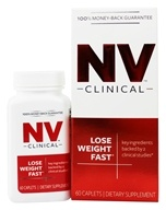 NV Clinical - Hollywood Diet Pill - 60 Caplets (821138001116)