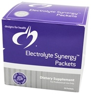 Designs For Health - Electrolyte Synergy Grape - 30 Packet(s), from category: Professional Supplements