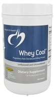 Designs For Health - Whey Cool Powder Unflavored and Unsweetened - 900 Grams (879452002043)