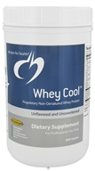 Designs For Health - Whey Cool Powder Unflavored and Unsweetened - 900 Grams by Designs For Health