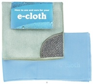 E-Cloth - Kitchen Pack - 2 Cloth(s) by E-Cloth
