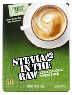 Image of In The Raw - Stevia In The Raw Natural Sweetener - 50 Packet(s)