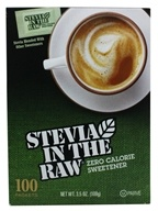 In The Raw - Stevia In The Raw Natural Sweetener - 100 Packet(s) (044800750109)